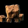 Modelos 3D gratis Monstruos Tofu, HeribertoValle
