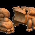 untitled.656.png Download free STL file Dread Bread • 3D print template, HeribertoValle