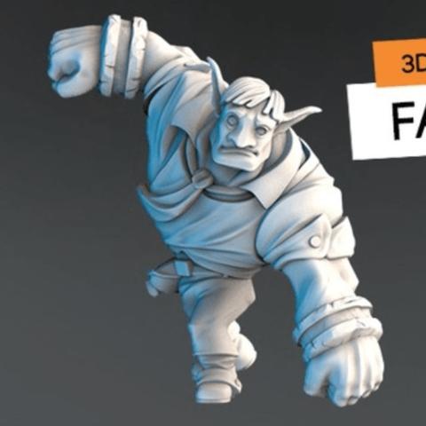 Capture d'écran 2018-06-26 à 14.29.58.png Download free STL file Fafnir Bjarke • 3D printer model, HeribertoValle