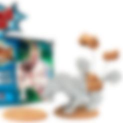 base_48_mm.stl Download free STL file Super Dungeon Deeproot Wolfrider Conversion Kit • 3D printer model, HeribertoValle