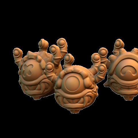 Descargar diseños 3D gratis Demistalks, HeribertoValle