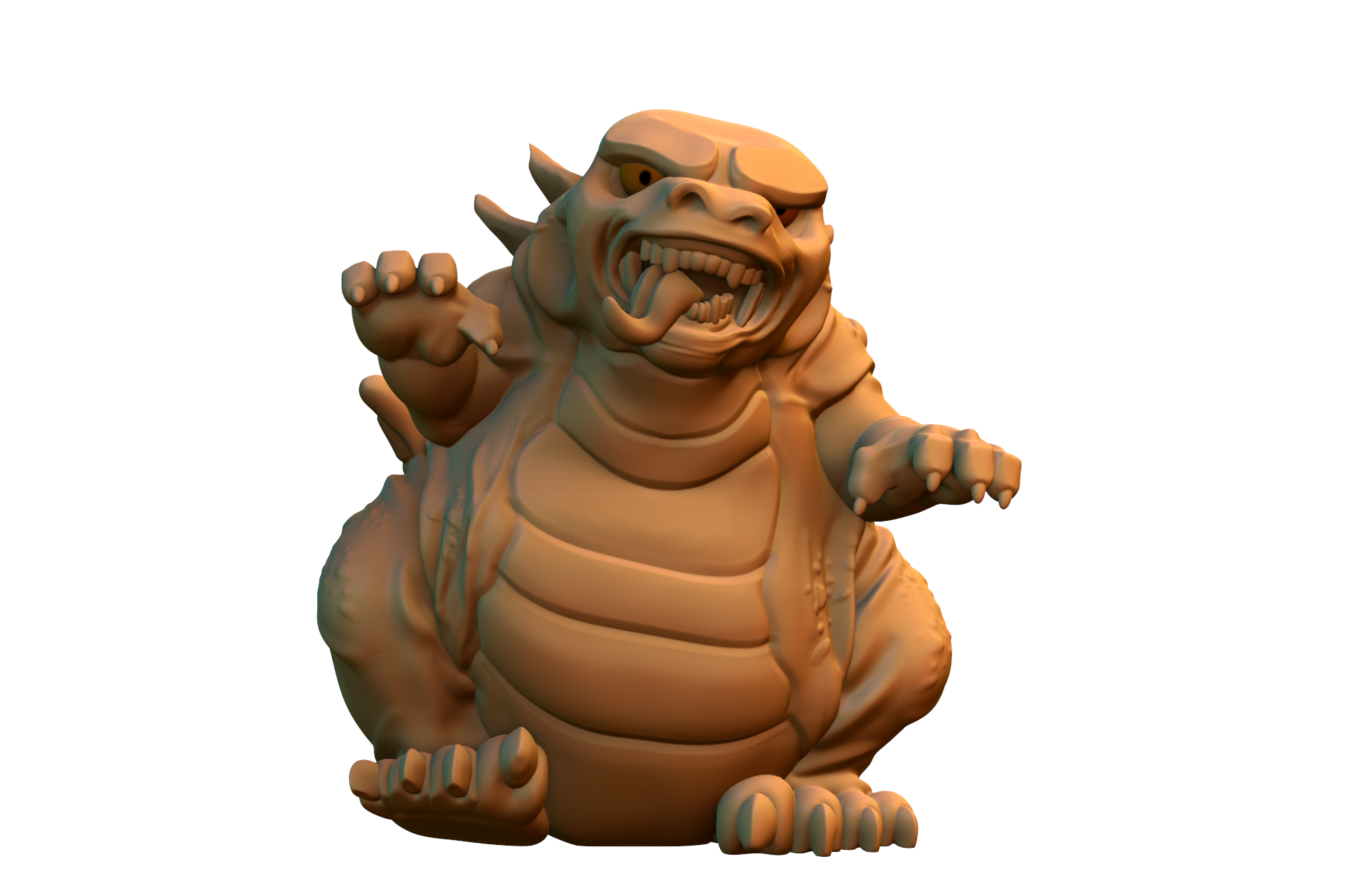 untitled.434.png Download free STL file Godlizard • 3D printable design, HeribertoValle