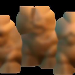 Modelos 3D gratis Demilizards, HeribertoValle