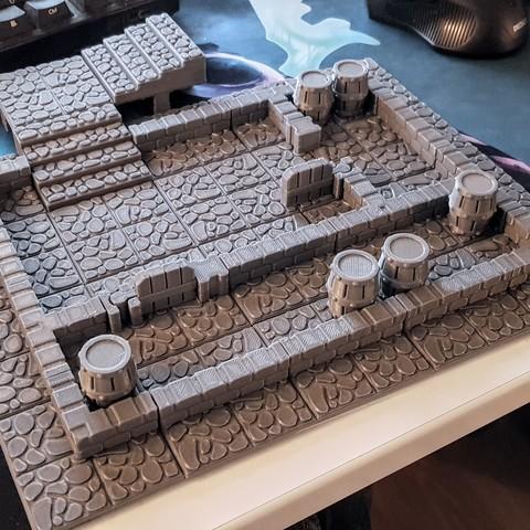 GeneriTiles - Tabletop RPG Tileset