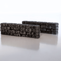 Download free 3D printing designs Brick Wall, daandruff