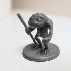 Archivos 3D gratis Grung, daandruff