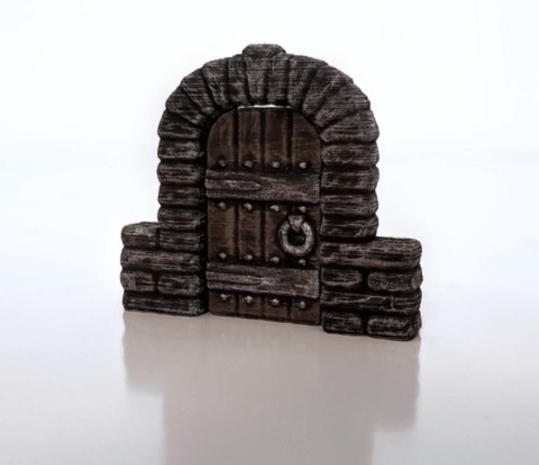 Capture d'écran 2018-06-28 à 10.11.01.png Download free STL file Brick Doorway • Model to 3D print, daandruff