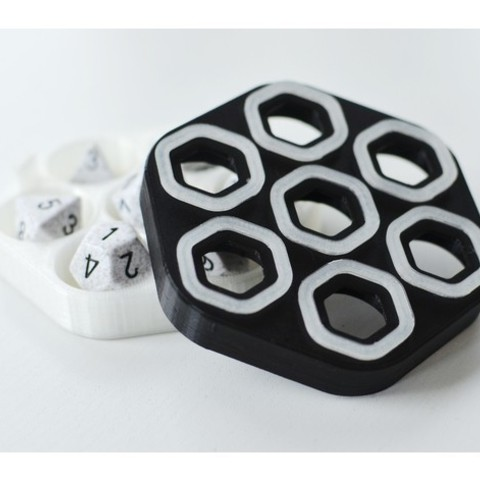 Free stl file Dice Box - Printed Locking Mechanism, daandruff