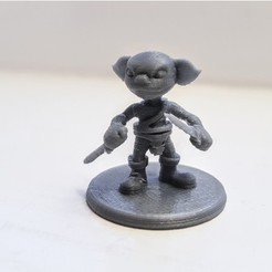 Impresiones 3D gratis Duende, daandruff