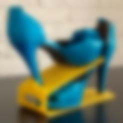 Download free 3D printer model Shoes optimizer rack, alexnz