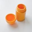 Free stl file Egg salt shaker, alexnz