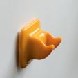 Download free STL Gilette razor wall mount, alexnz