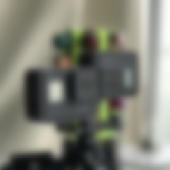 Download free 3D printer model Gopro Hero5 stereo rig, alexnz