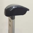 Free Ninebot Mini Pro Guide Bar Knob Replacement 3D printer file, alexnz