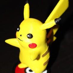 Imprimir en 3D gratis mejor Pikachu, HellBoy