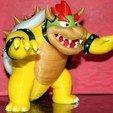 Descargar archivo 3D gratis Bowser de los juegos de Mario - Multi-color, HellBoy