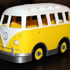 Archivos 3D gratis Colección de coches compatibles con Duplo, HellBoy