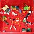 Descargar archivos 3D gratis Upgrade Lego Box 4 pines, HellBoy
