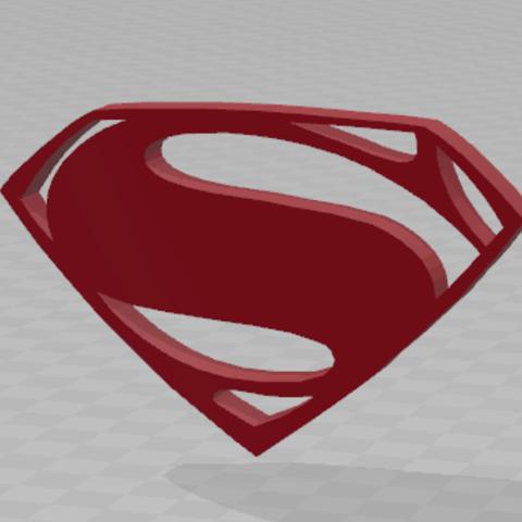Archivos STL superhombre, inventeur