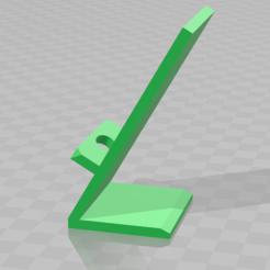 Capture 2.PNG Download STL file universal smartphone support • 3D print object, inventeur