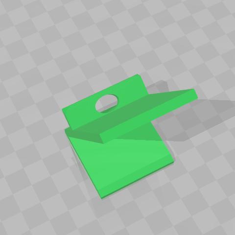 Capture 3.PNG Download STL file universal smartphone support • 3D print object, inventeur