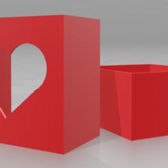 Archivos 3D cuadro de San Valentín del santo, inventeur