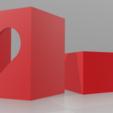 Capture 3.PNG Download STL file valentine's box • 3D printer model, inventeur