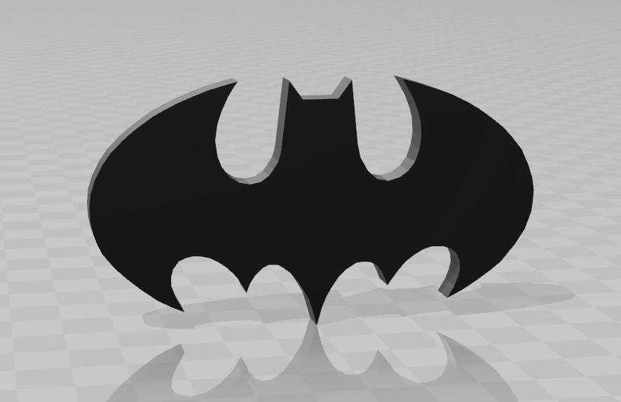 Capture.PNG Download STL file Batman • 3D print object, inventeur