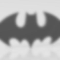 untitled.stl Download STL file Batman • 3D print object, inventeur