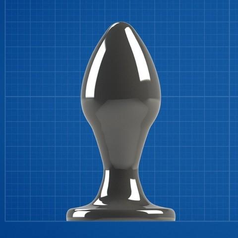 2.JPG Download STL file ButtPlug • 3D printable model, CoaBarba