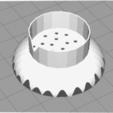 Sans titre.png Download free STL file accessory for making orange juice # LIFEHACK3D • 3D printing design, quemalfd