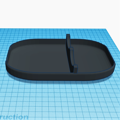 4.PNG Download free STL file Utensil rest • 3D printable object, tautor