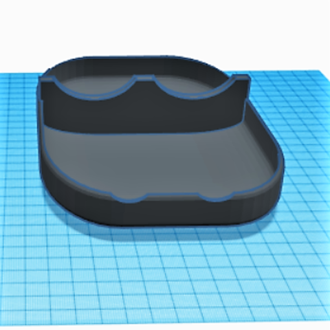 3.PNG Download free STL file Utensil rest • 3D printable object, tautor