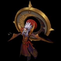 zz2.PNG Télécharger fichier OBJ ZILEAN BLOOD MOON LEAGUE OF LEGENDS • Design imprimable en 3D, tautor