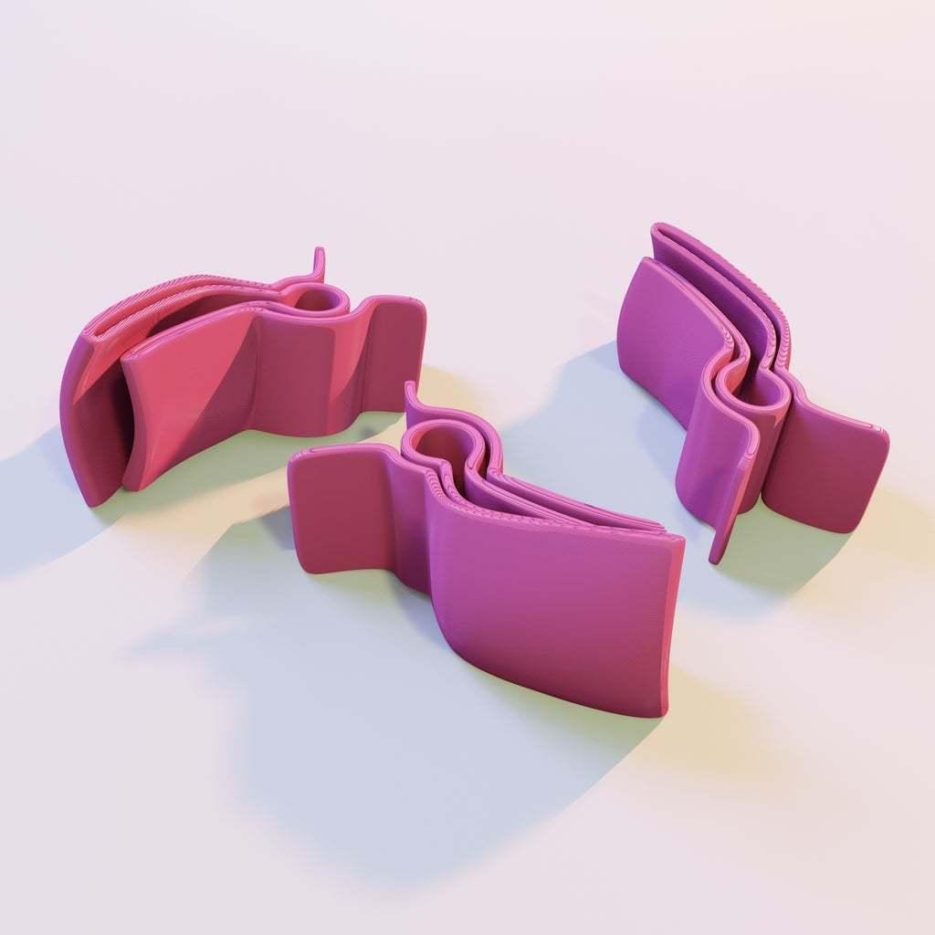 Soak_off_nail_clipper_Rendering.jpg Télécharger fichier STL gratuit Pinces dépose vernis à ongles • Plan à imprimer en 3D, Arkatz