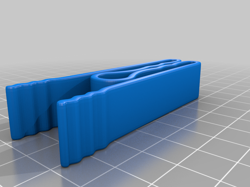 Springless_clothespin.png Download free STL file Springless clothespin • Object to 3D print, Arkatz
