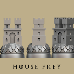 Capture d'écran 2018-01-25 à 13.02.11.png Download free STL file Game of thrones Frey Marker reproduction • 3D printable design, Fabiosartbox