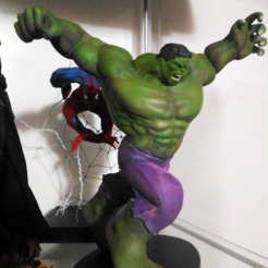 Download free 3D printer model Hulk Statue, Fabiosartbox