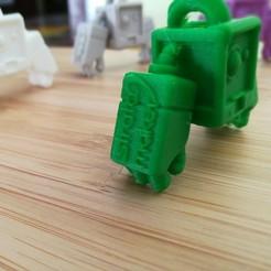 Modèle 3D gratuit Stratomascot! La mascotte wannabe #STRATOMAKER, Fabiosartbox