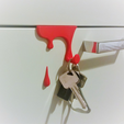 Free 3d model Drip Hook, Pongo