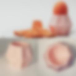 Descargar STL Desgarrador de huevos, Pongo