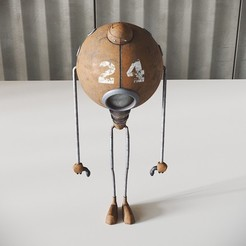Download 3D printing models BALLBOT, robertillin
