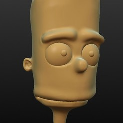 STL file Bart, robertillin