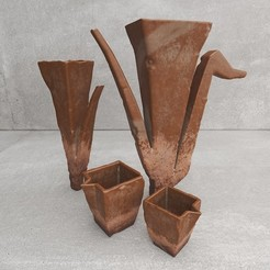 STL files ceramic set, robertillin