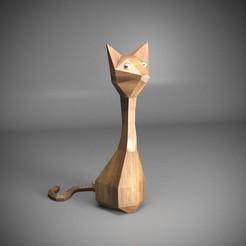 Download 3D print files CAT, robertillin