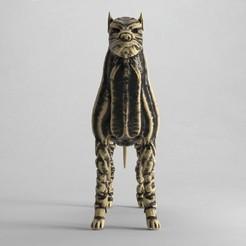 Download 3D printer designs Black Dog, robertillin