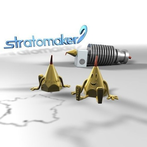 Nozzly-V7.3.jpg Download free STL file Nozzly Mascot Stratomaker • 3D printer design, Sylvestre-Bdr