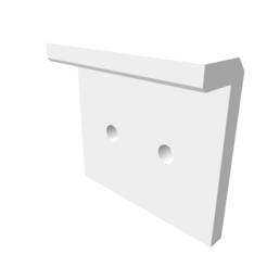 Capture d'écran 2020-04-26 à 18.02.08.png Download STL file Rail • 3D printing template, choutroutte