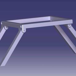 Modelos 3D para imprimir Soporte de cama para MacBook Pro de 13 pulgadas, bastienbourgeat1