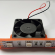 Capture d'écran 2018-01-26 à 15.03.24.png Download free STL file Led holder for 30mm fan • 3D printer object, atu